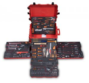 RBI8100T® Boeing Kit with PUSH POINT TECHNOLOGY – Imperial/Metric Kit, Includes 200 Tools
