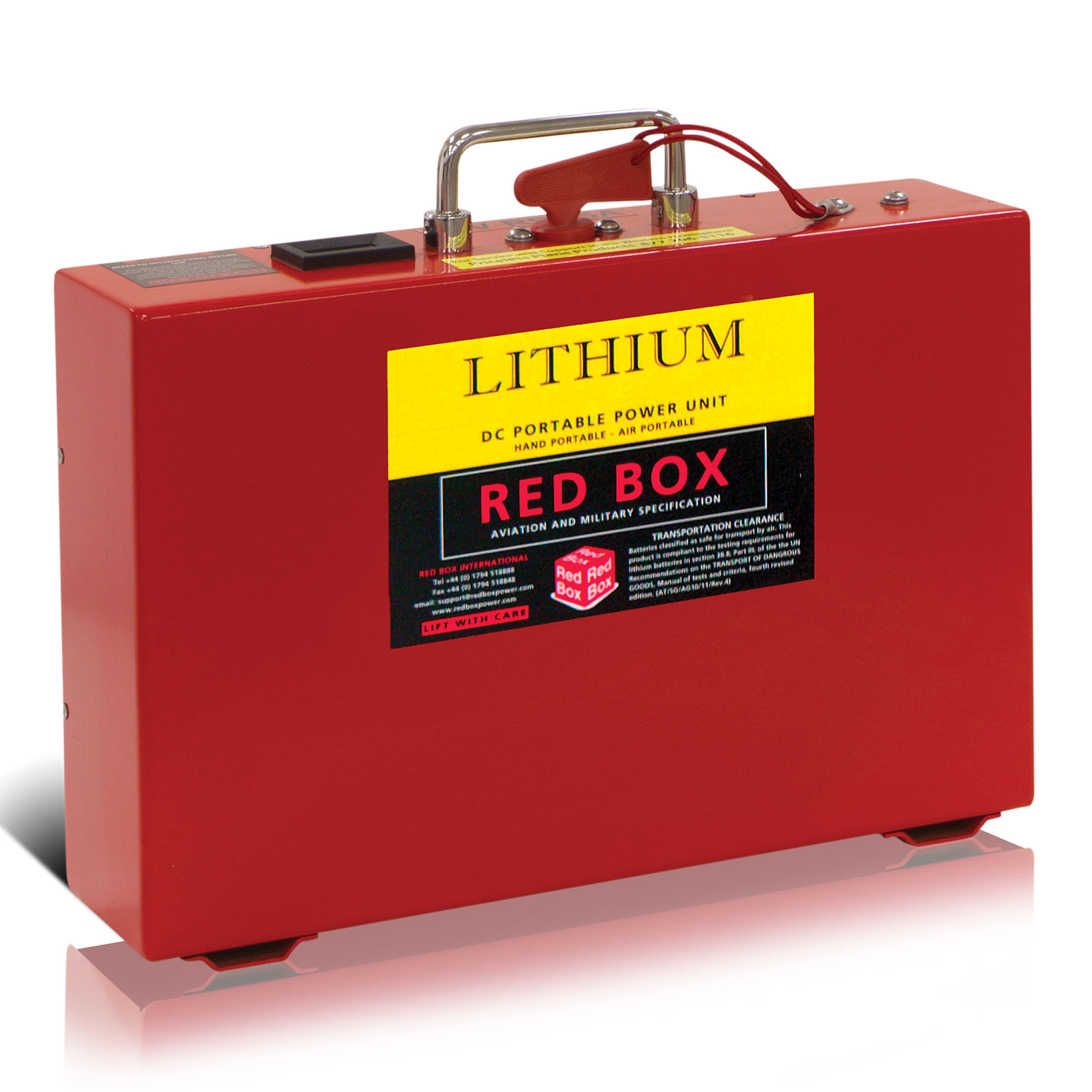 RBL2500 Lithium Start Power Unit