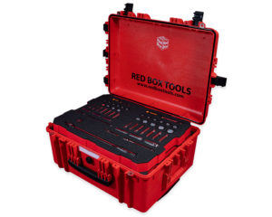 RBI8300T Airbus Kit, includes 82 tools