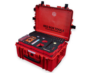 RBI8400T, Hand Carry Case with 272 tools, Imperial and Metric