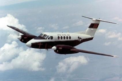 Hawker Beechcraft C-12