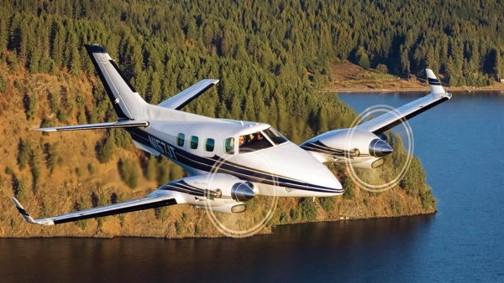 Hawker Beechcraft Duke 60