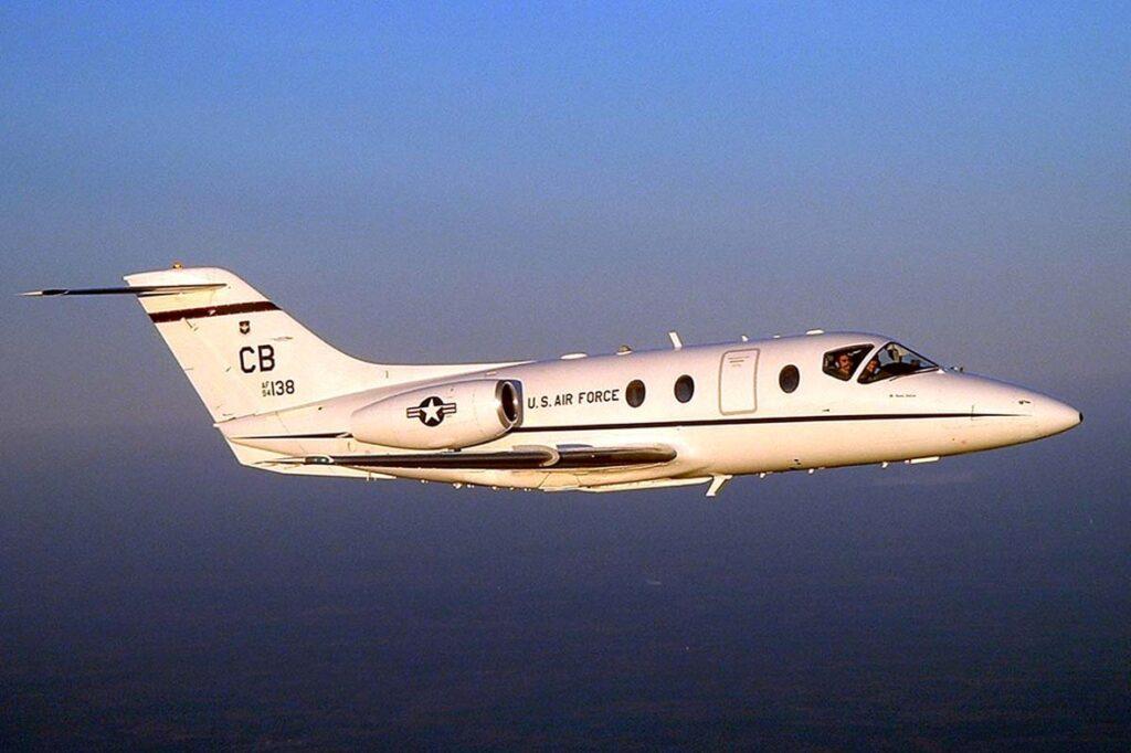 Hawker Beechcraft T-1 Jayhawk Ground Power Equipment