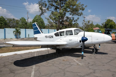 Piper Aztec Ground Power Equipment by Priceless Aviation