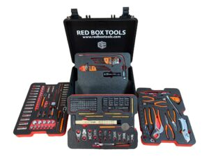 RBT700 EC155 H155 Tool Kit – Includes 130 Imperial/Metric Tools
